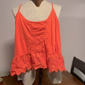 Coral Detailed Tank